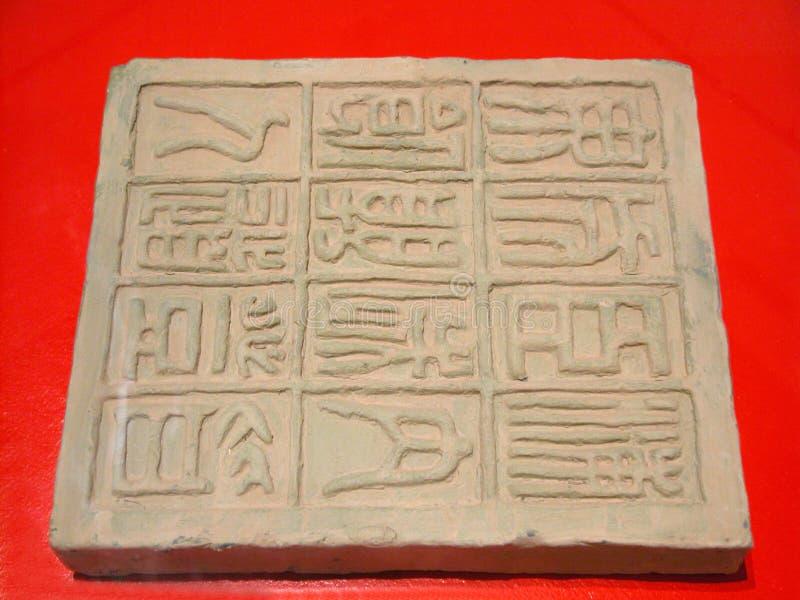 Chinese Tekens Stock Afbeeldingen