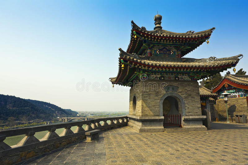Chinese temple stock images