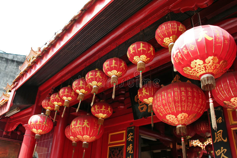 Download Chinese Temple Royalty Free Stock Photography - Image: 2892207