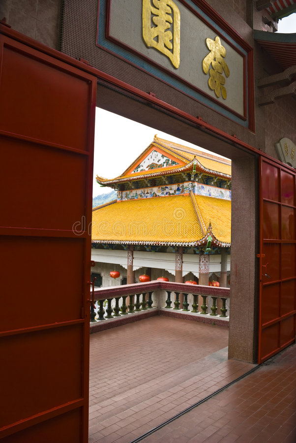 Free Chinese Temple Stock Image - 5642011