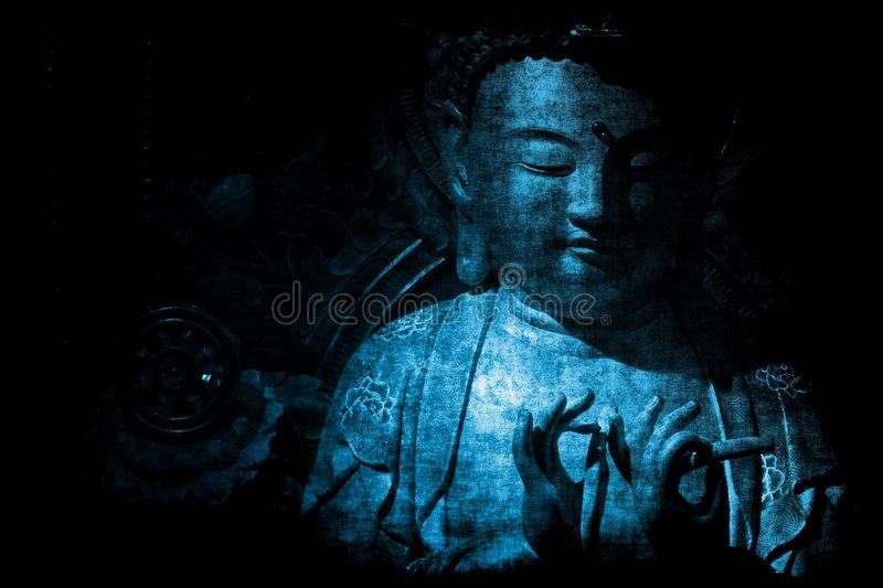 Chinese Temple Abstract Background Wallpaper. In Color Tones vector illustration