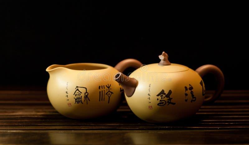 Chinese Thee royalty-vrije stock afbeeldingen