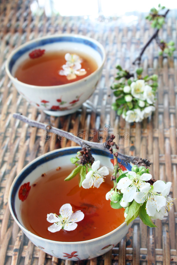 Chinese Thee stock foto