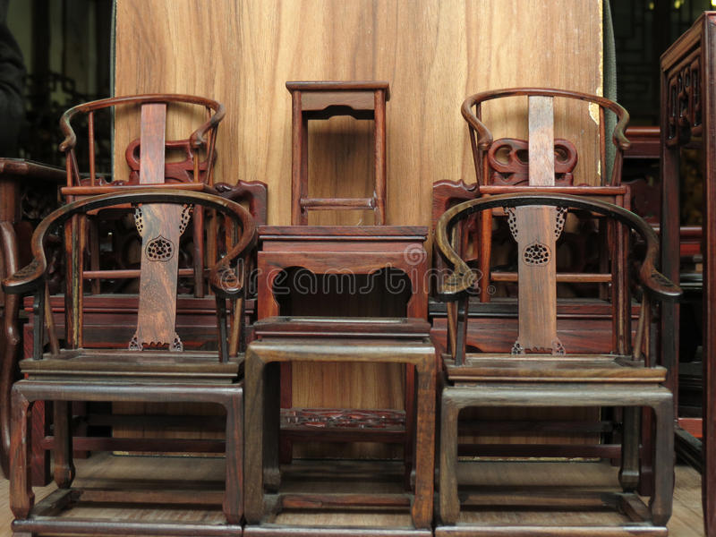 Download Chinese Traditional Antique Furnitures Stock Image - Image: 30121673