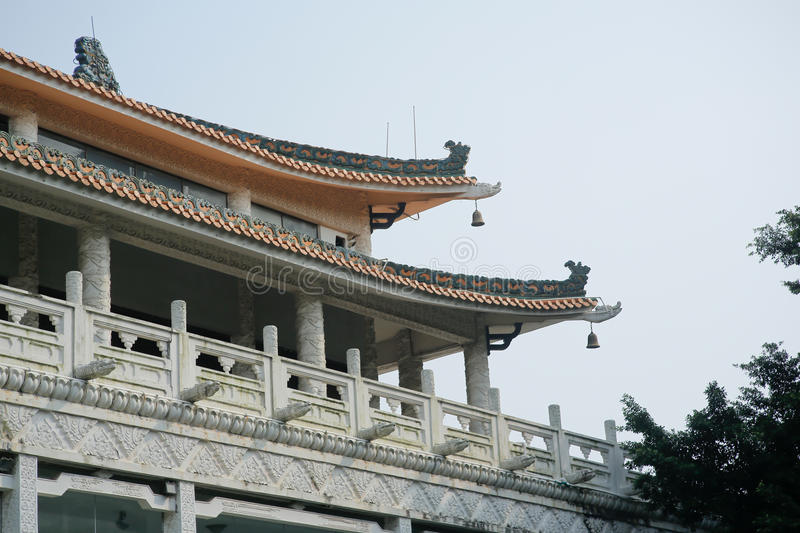 Download Chinese Traditional Building Stock Photo - Image: 34244612