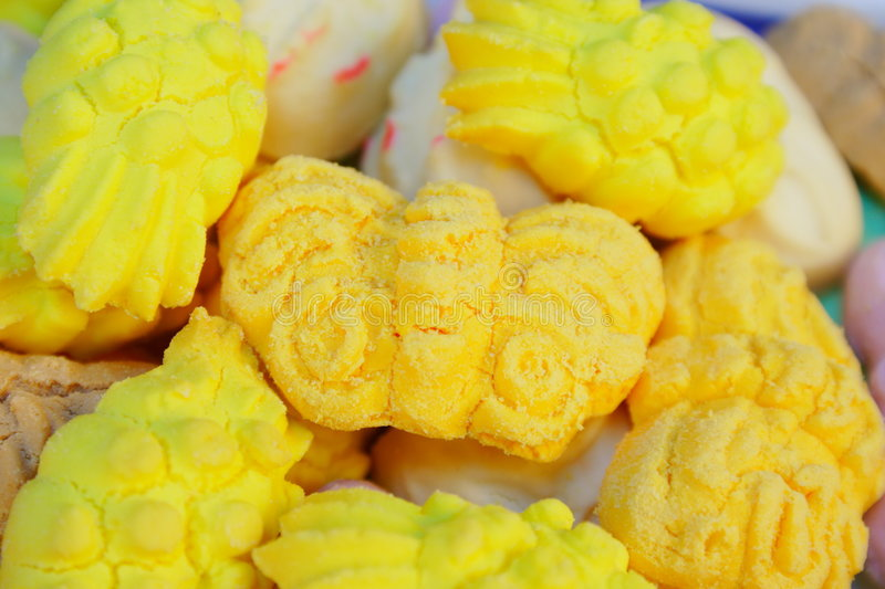 Chinese Traditional Food (New Year) stock photos