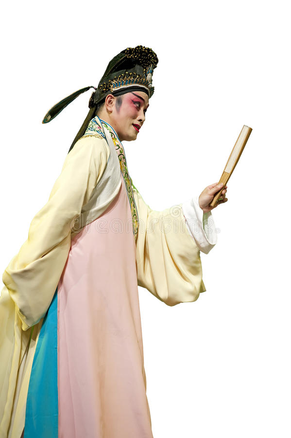 Download Chinese Traditional Opera Actor Stock Photo - Image: 24886740