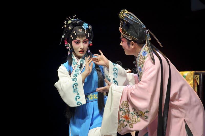 Chinese traditionele operaacteur royalty-vrije stock fotografie