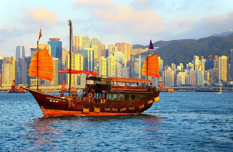 Chinese Troep in Hongkong stock foto