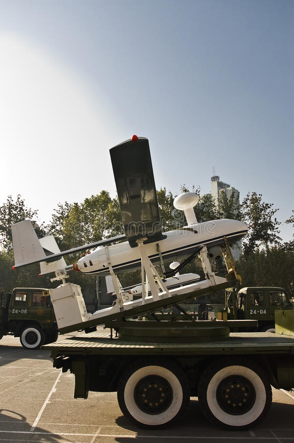 Download Chinese Unmanned Aerial Vehicle (UAV). Stock Photo - Image: 11570528