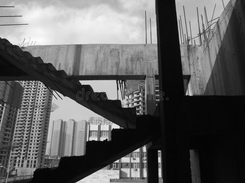 Chinese Urbanisatie stock foto's