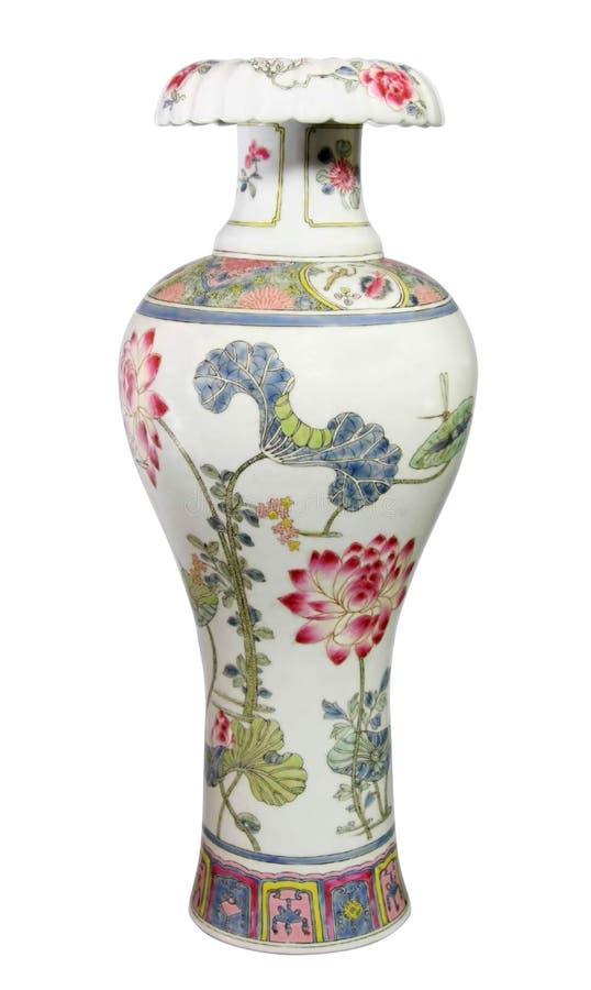 Free Chinese Vase Stock Image - 9562721