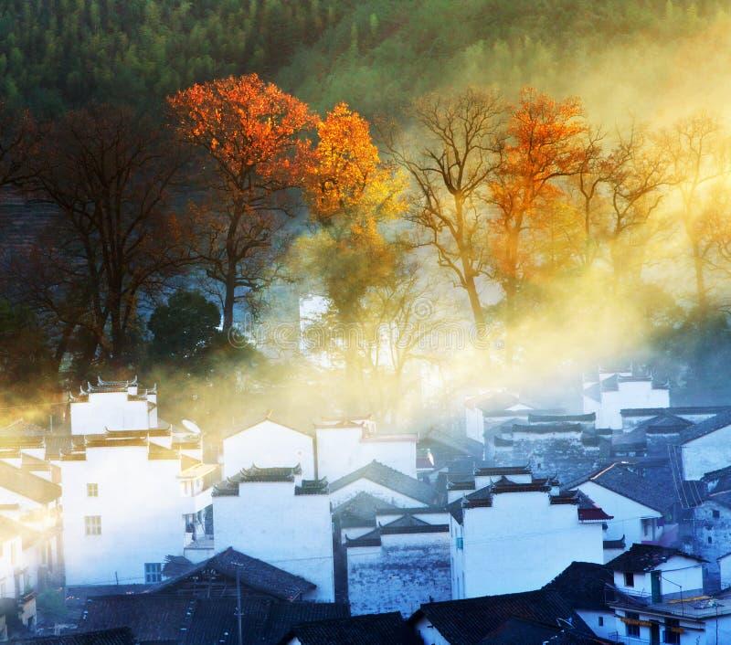 Download Chinese Village Royalty Free Stock Photos - Image: 6052238