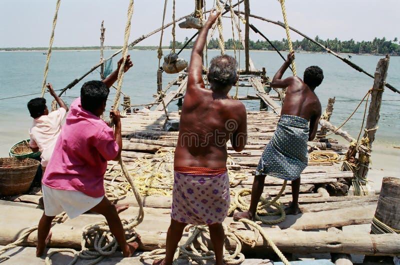 Chinese visserijnetten, #3 royalty-vrije stock foto's