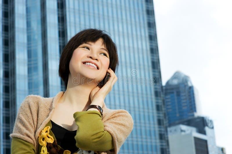 Chinese vrouw stock fotografie