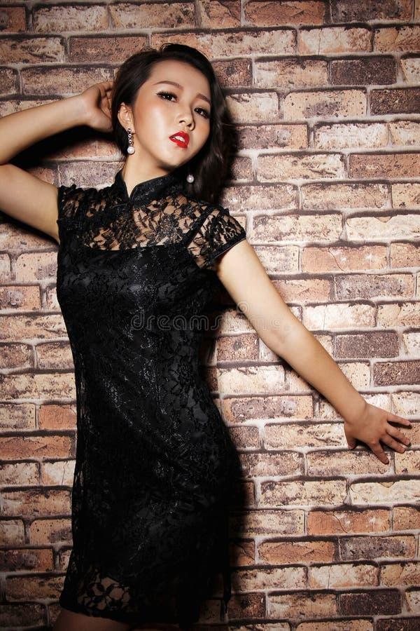Chinese vrouwen stock afbeelding