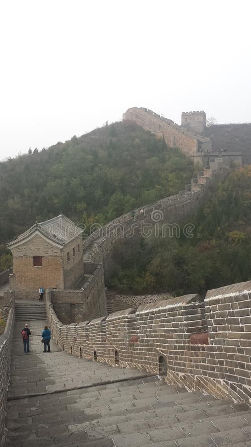 The Chinese Wall stock images