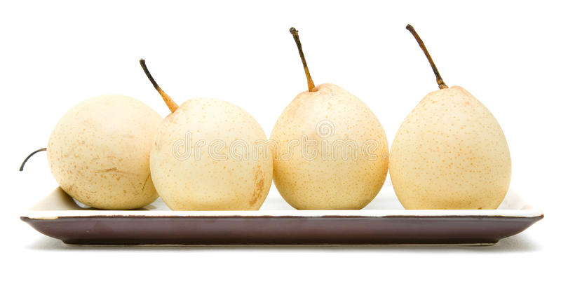 Download Chinese White Pear stock photo. Image of fruit, pears - 13273304