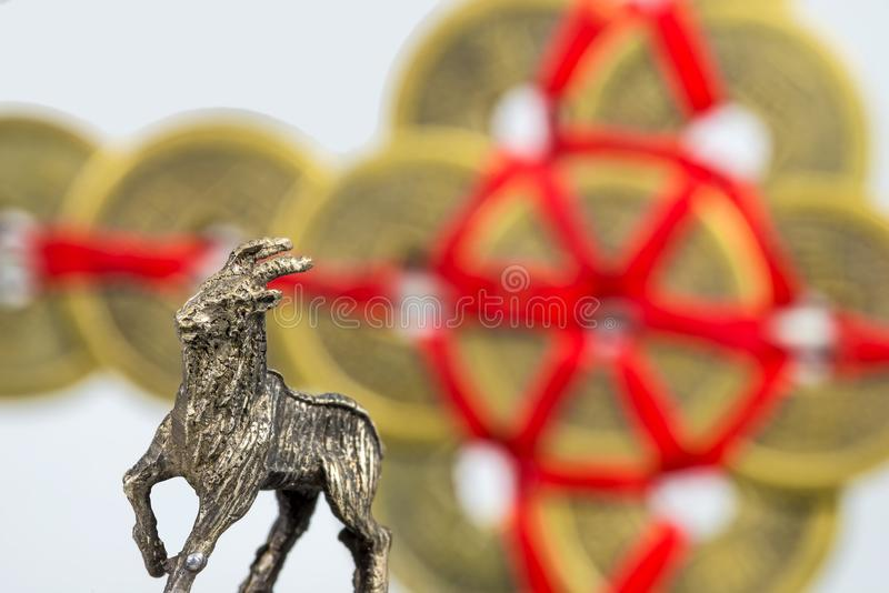2015, Chinese year of the ram stock photos