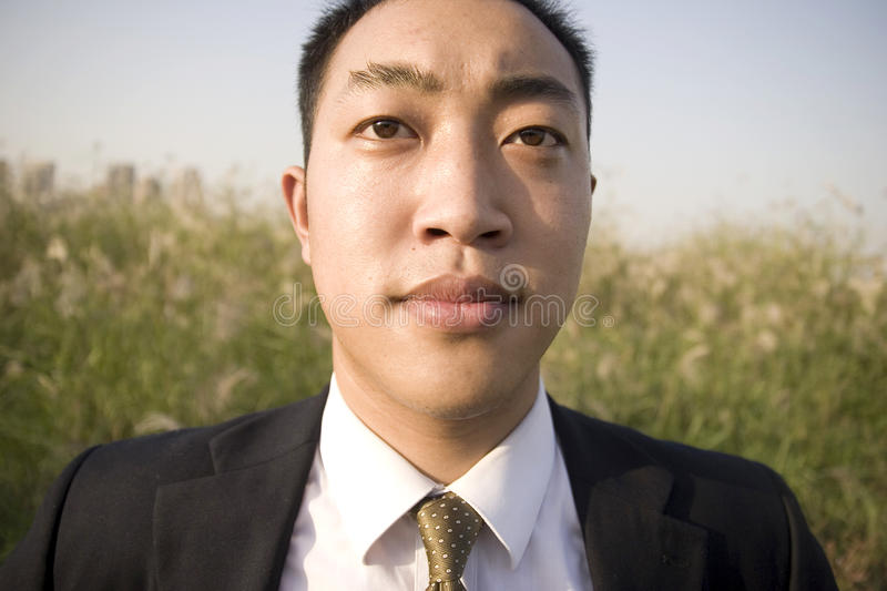Download Chinese young man stock photo. Image of blackeyes, beautiful - 15104680
