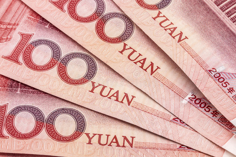 Download Chinese Yuan stock image. Image of exchange, economy - 26308407