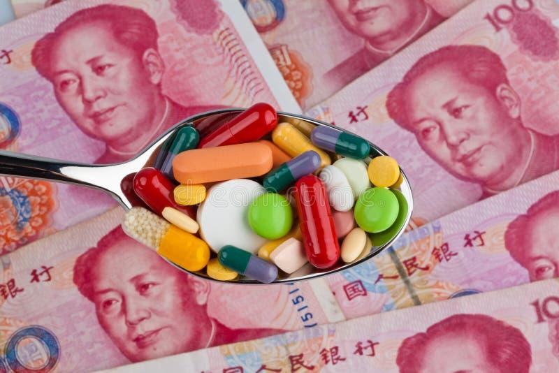Download Chinese yuan banknotes stock photo. Image of disease - 17414892