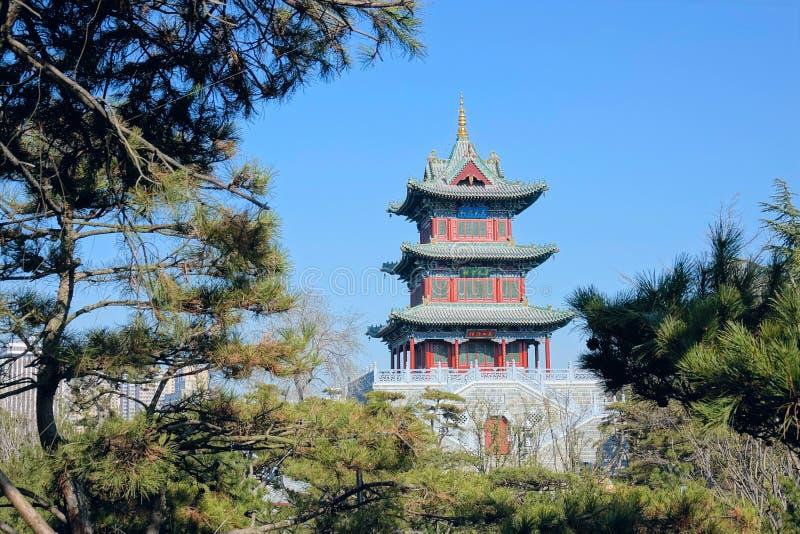 Chinese zolder stock afbeeldingen
