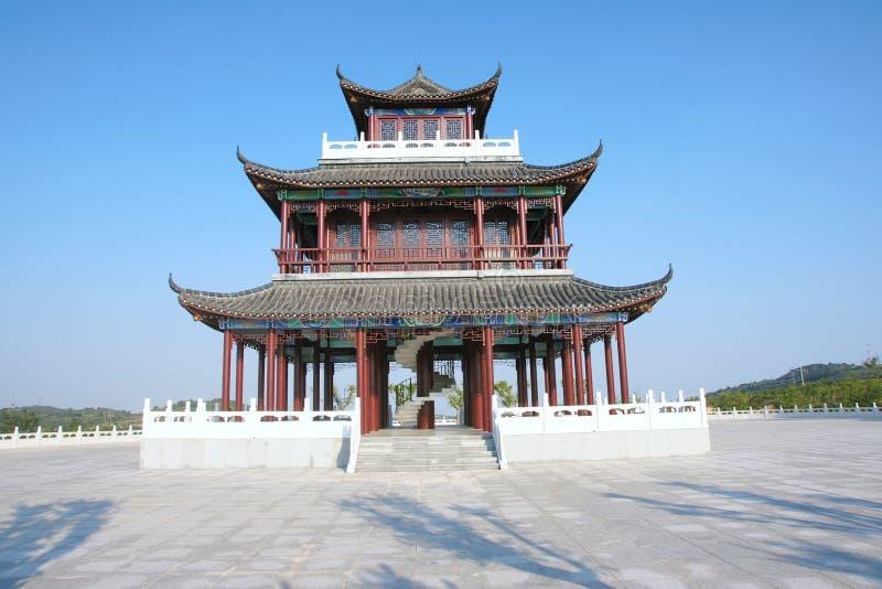 Chinese zolder stock afbeelding