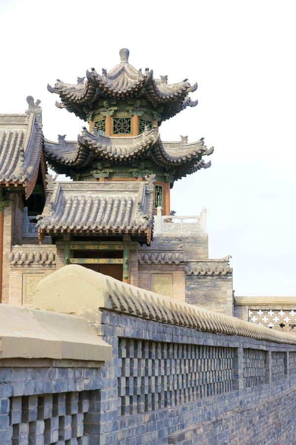 Chinese zolder royalty-vrije stock foto