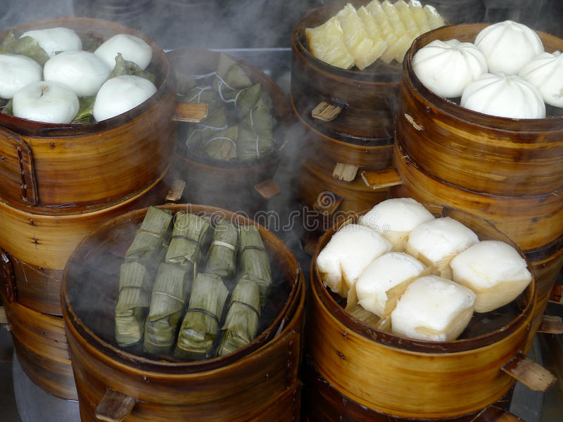 Chinesechengdu-Snäcke lizenzfreie stockbilder