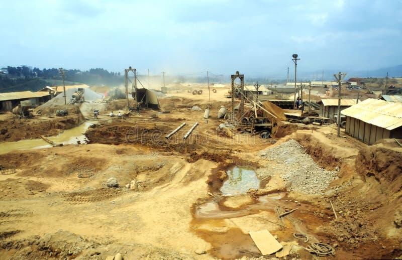 Chinesische Baustelle lizenzfreie stockfotos