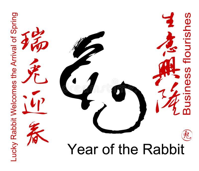 Chinesische Frühlings-Festival-Wörter