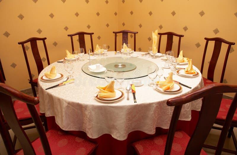 Download Chinesische Gaststätte stockbild. Bild von dekoration - 9099367