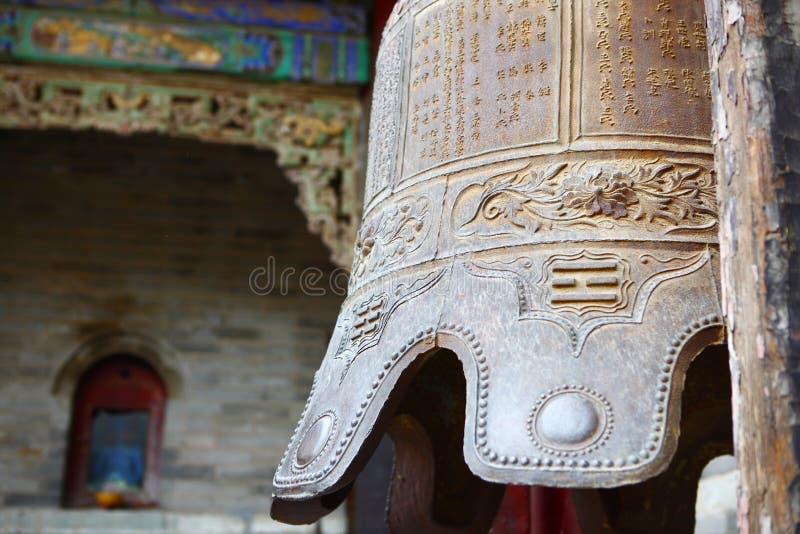 Chinesische Glocke stockbilder