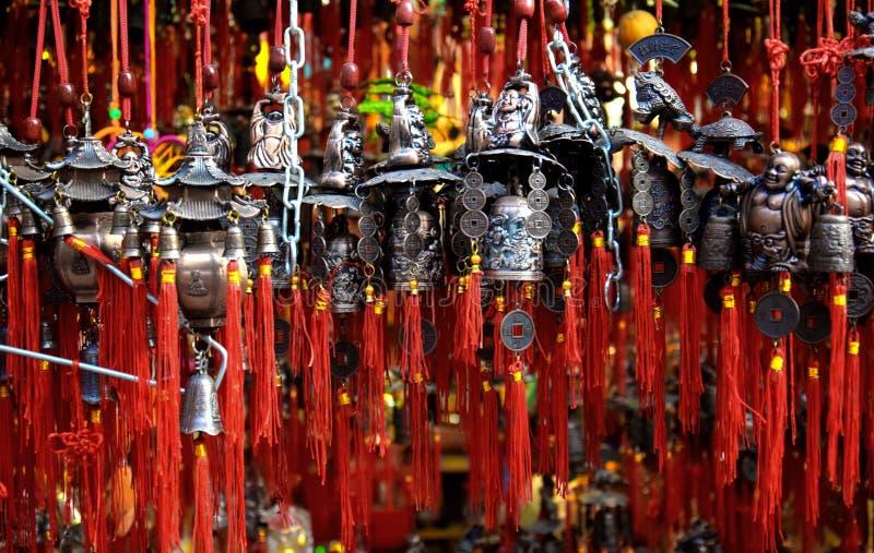 Chinesische Glocken lizenzfreies stockfoto