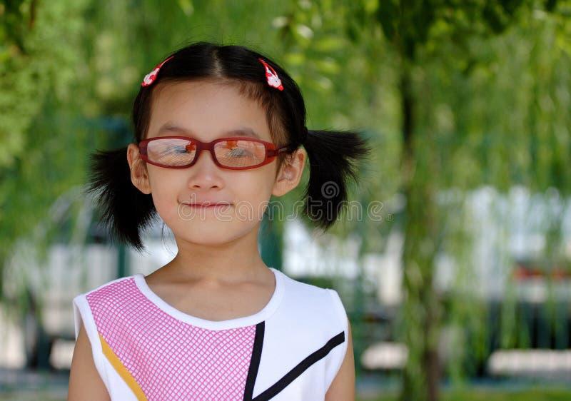 Chinesische Kinder Reizend Lizenzfreie Stockbilder