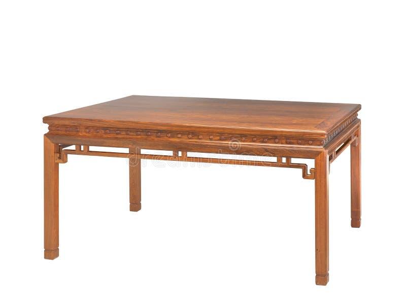 Chinesische klassische Möbel der Ming-Art lizenzfreies stockfoto