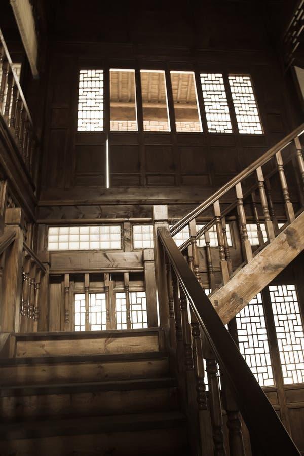Klassische Treppen chinesische klassische treppen stockfoto bild intern