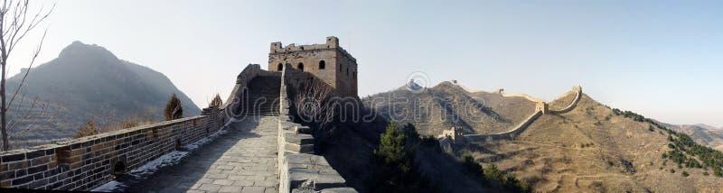 Chinesische Mauer Si-MA Tai stockfoto