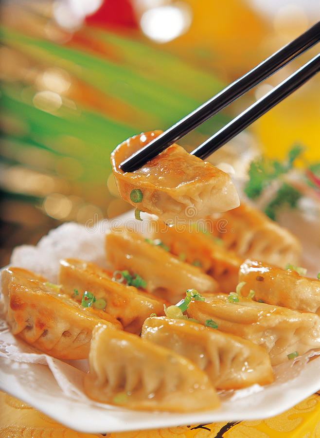 Chinesische Nahrung lizenzfreies stockbild