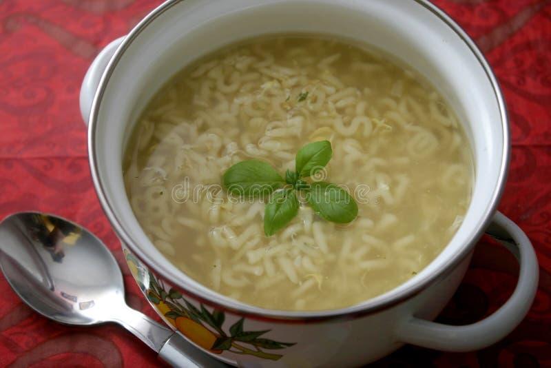 Chinesische Nahrung in einer Gaststätte lizenzfreies stockbild