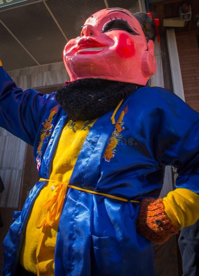 Chinesische neues Jahr-Feier stockfotografie