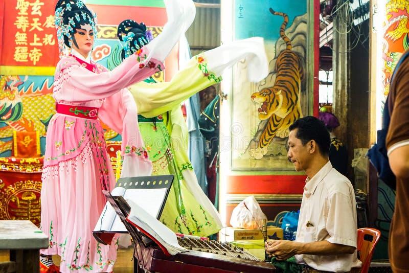 Chinesische Oper stockfotos