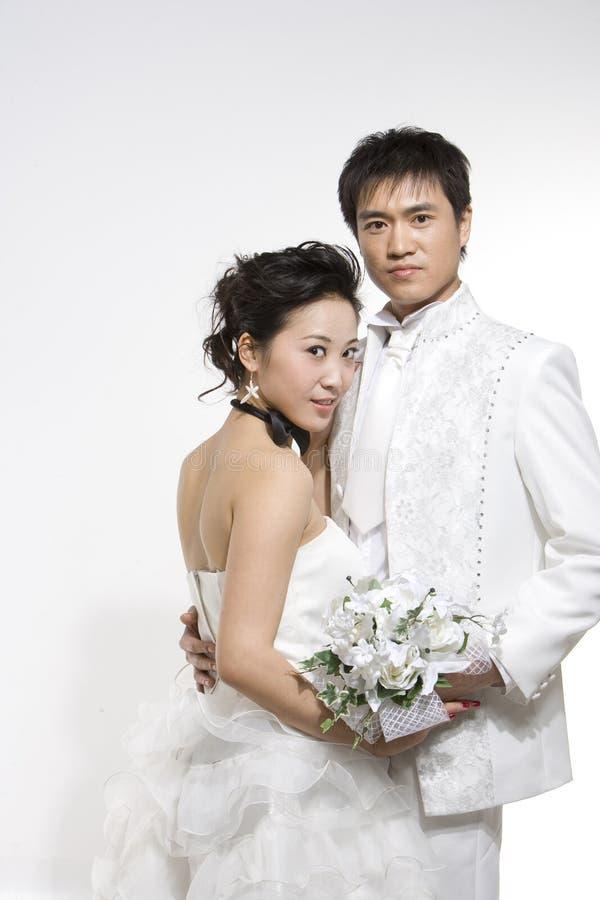 Chinesische Paare stockfotografie