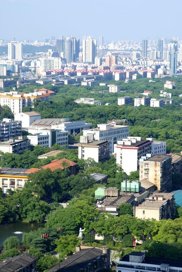 Chinesische Städte lizenzfreie stockfotografie