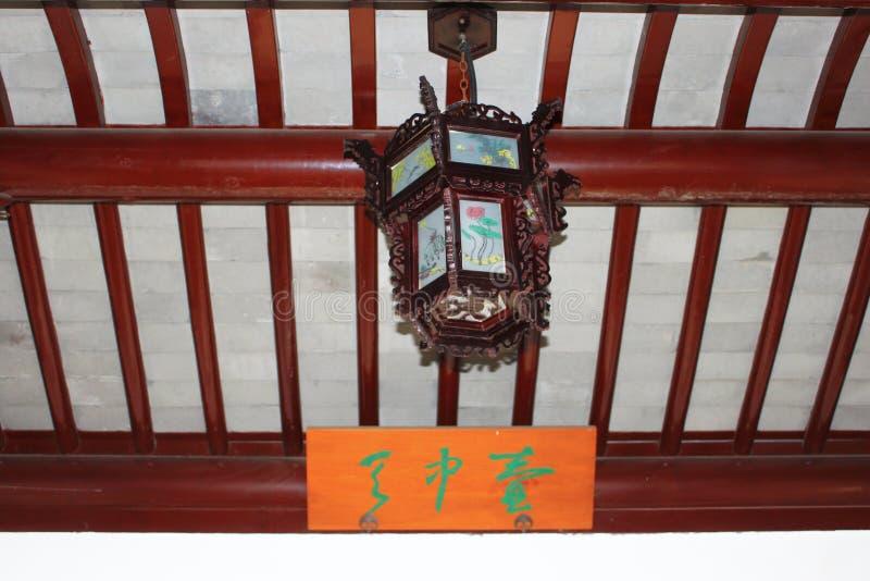 Chinesische traditionelle Laternen lizenzfreie stockbilder