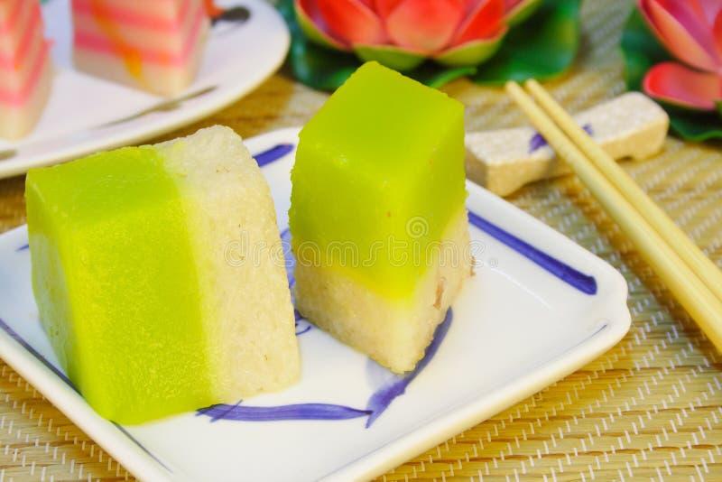 Chinesische traditionelle Nahrung (Kuchen) lizenzfreies stockbild