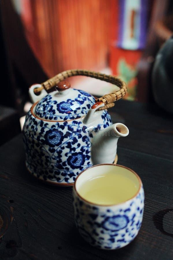 Chinesischer Tee lizenzfreie stockfotos