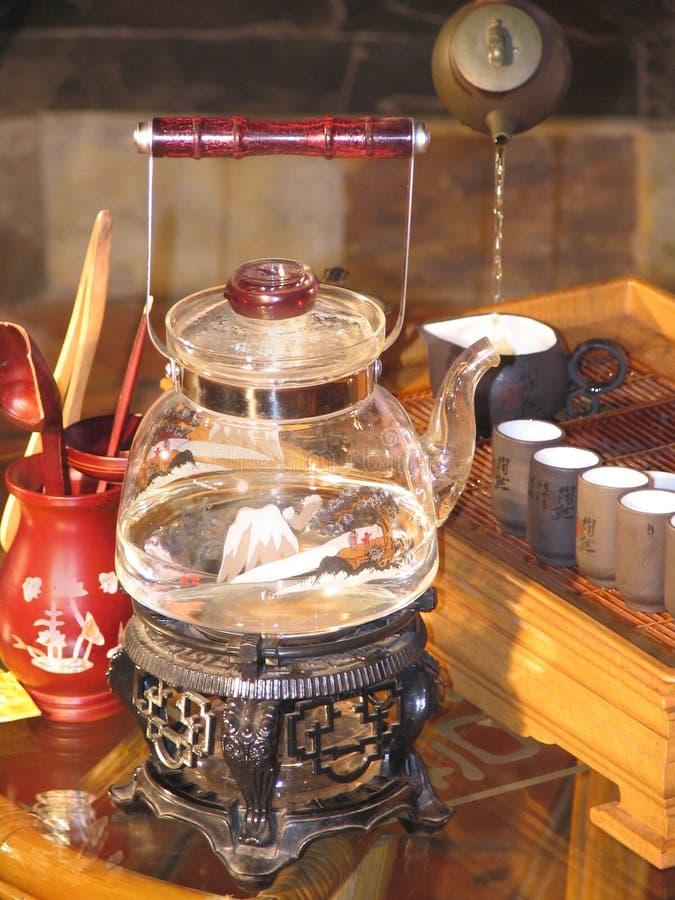 Chinesischer Tee lizenzfreie stockfotografie