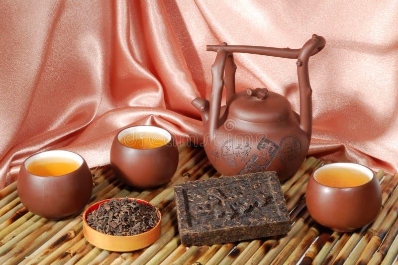 Chinesischer Tee stockfoto
